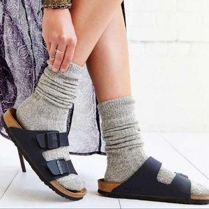 New Birkenstock Arizona Black Sandals